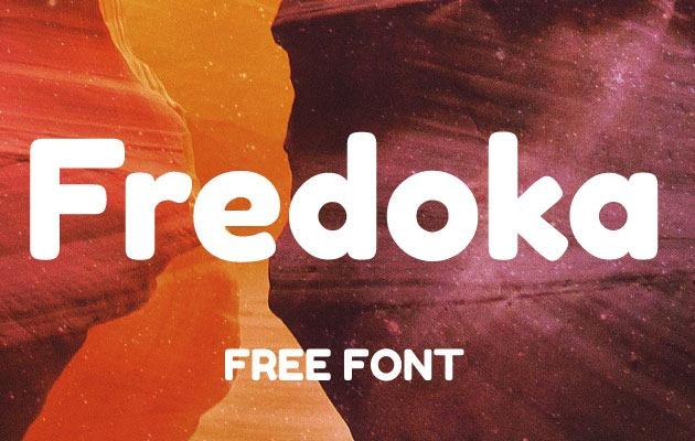 fredroka Free Font