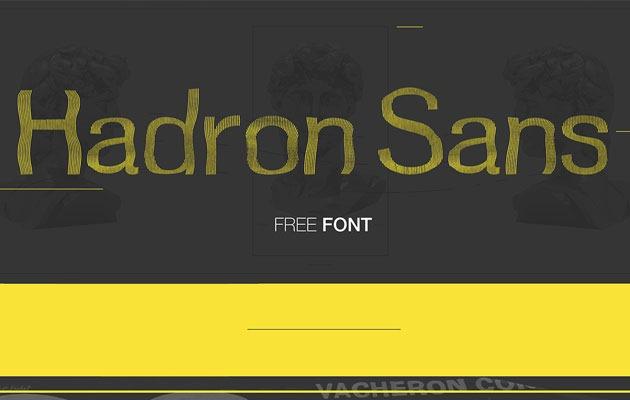 hadron sans Graphic Designers