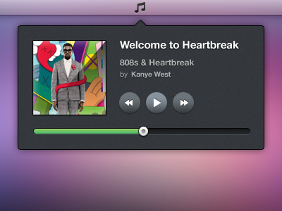 heartbreak Video Player