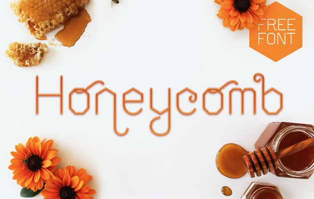 honey comb Graphic Designers