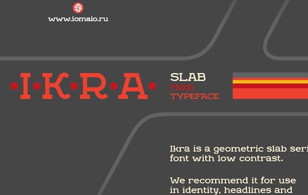 ikra slab Graphic Designers