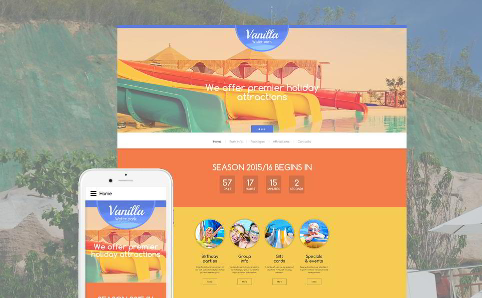 image Best Responsive Parallax Scrolling HTML5 (6)