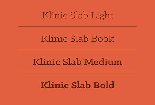 klinic slab for Hipsters