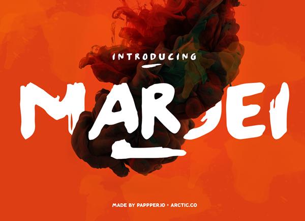 mar Free Font 2017
