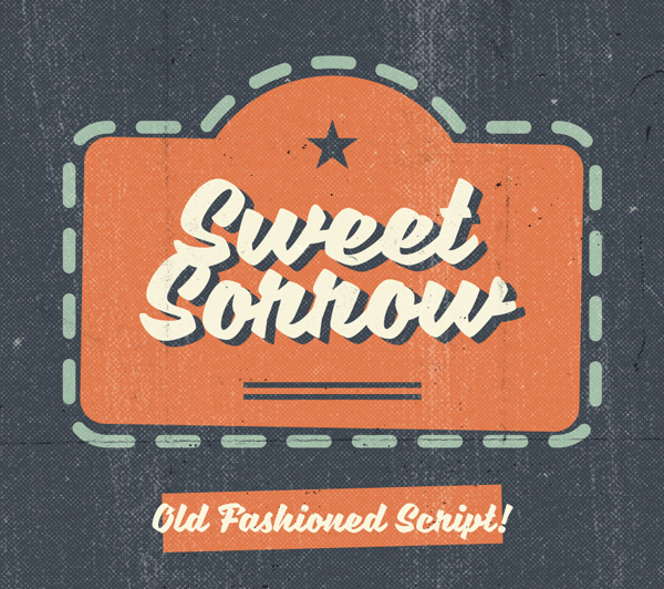 sweet sorrow for Graphic