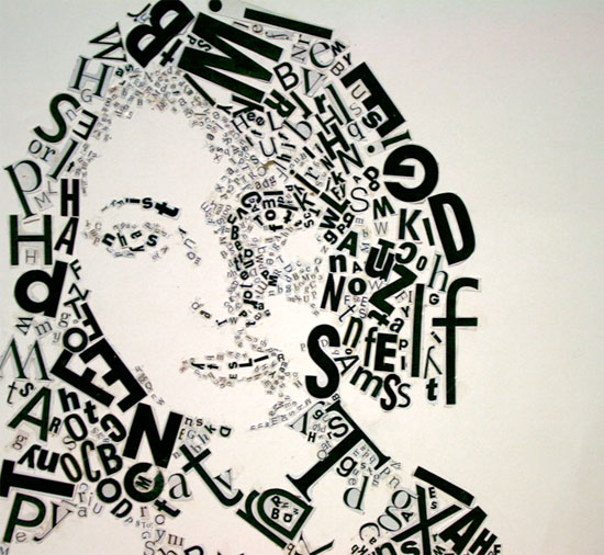 text Example Of Text Art and Typography