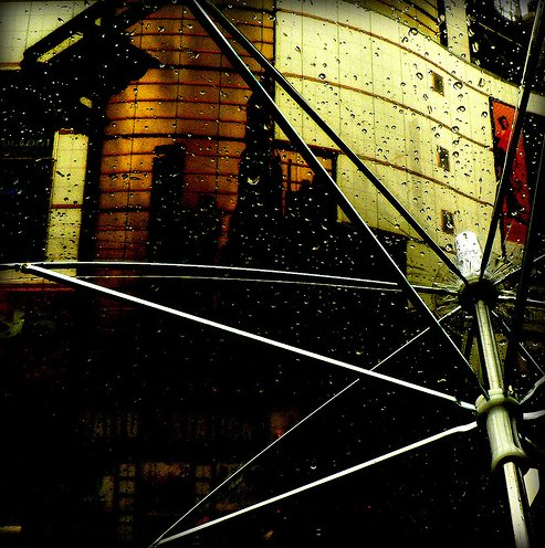 umbrella Best Example of Rain Photography for Inspiration