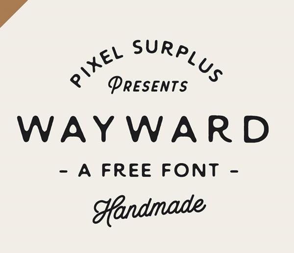 wayward for Graphic