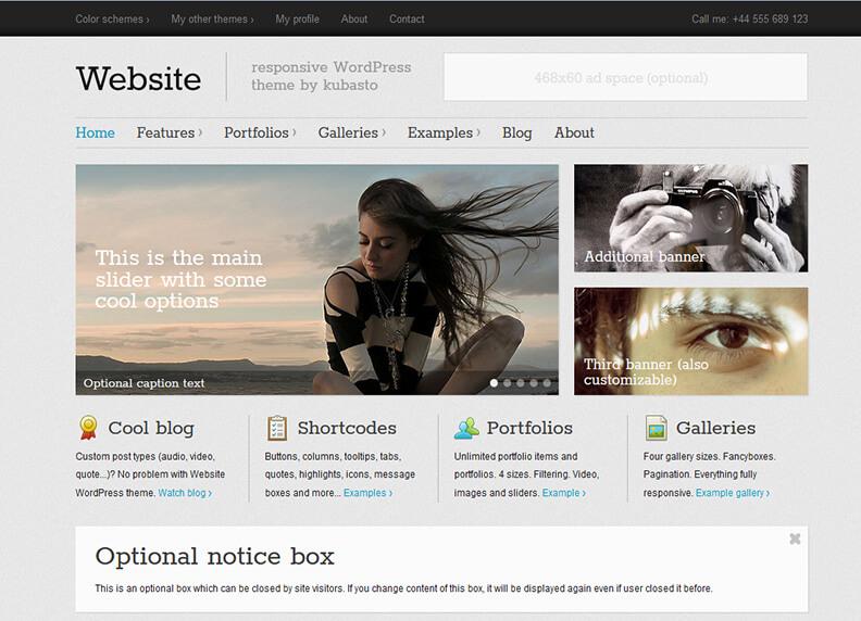 website Best Responsive Magazine WordPress
