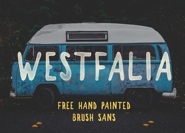 westfalia 2017 for Graphic