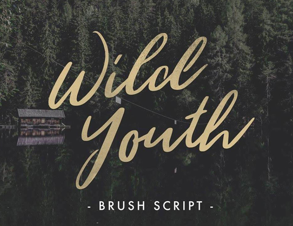 wilol youth Free Font 2017