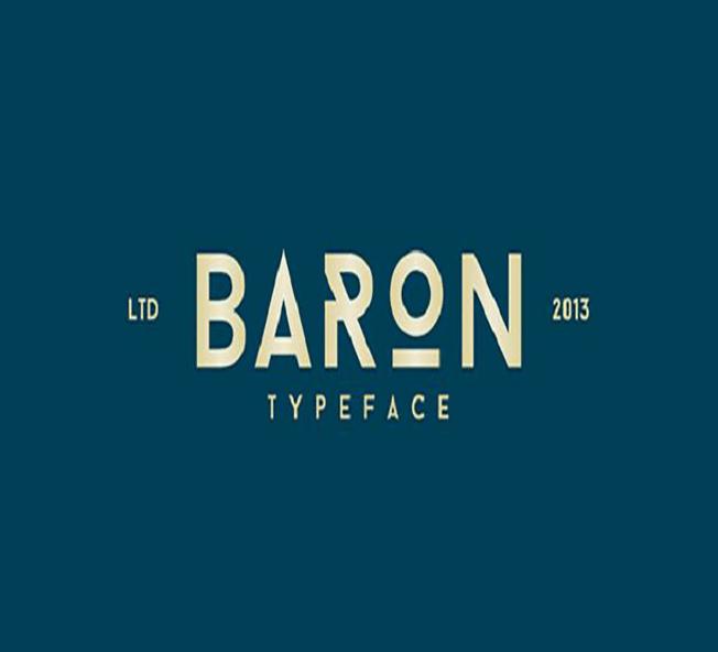 Baron Font Free