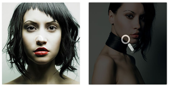 Fading magnifying Pure CSS3