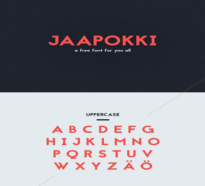 Jaapokki Popular Geometric