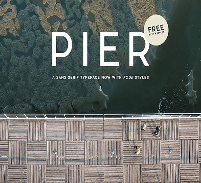 PIER SANS Most Popular