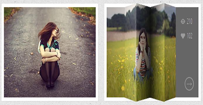 Thumbnail Image Hover
