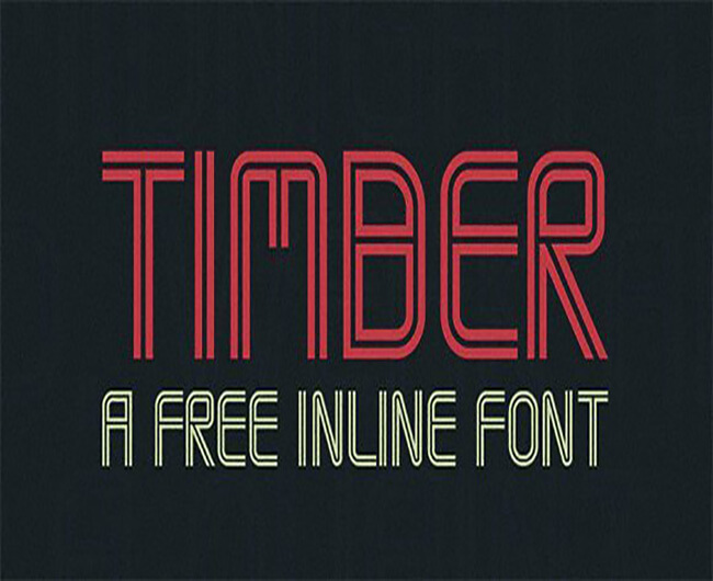Timber Popular Geometric