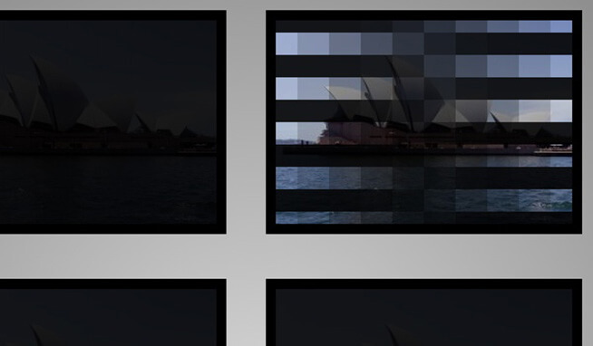 Transition Image Hover Effect